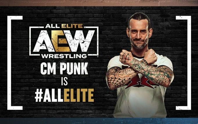 AEW CM Punk