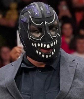 AEW Evil Uno Bray Wyatt
