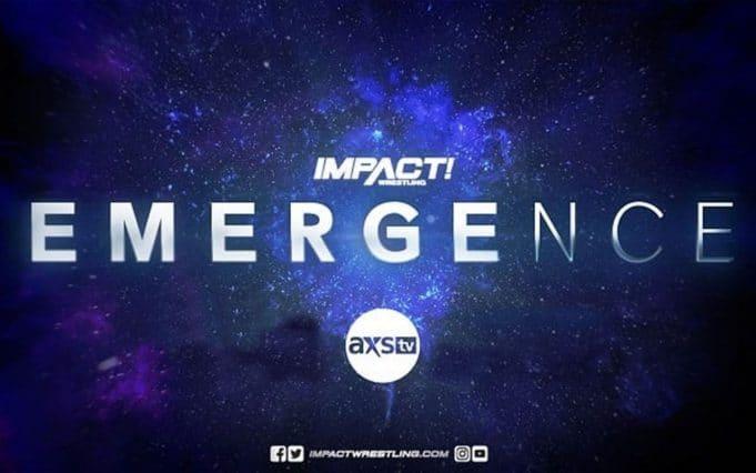 Impact Wrestling Emergence report 2021