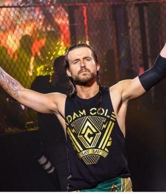 WWE Adam Cole