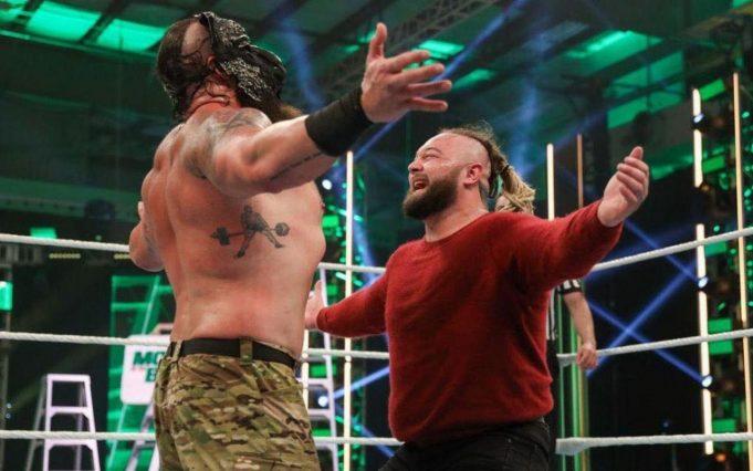 WWE Braun Strowman Bray Wyatt
