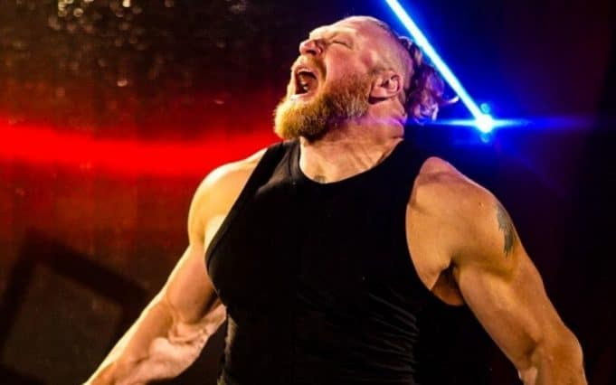 WWE Brock Lesnar 2021