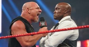 WWE Goldberg Bobby Lashley