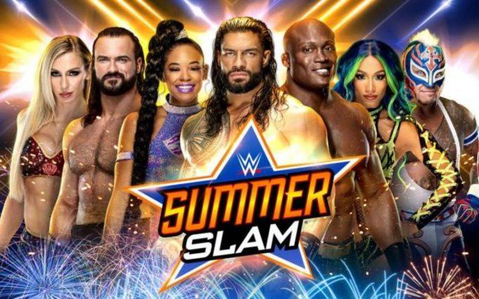 WWE SummerSlam 2021 SummerSlam report