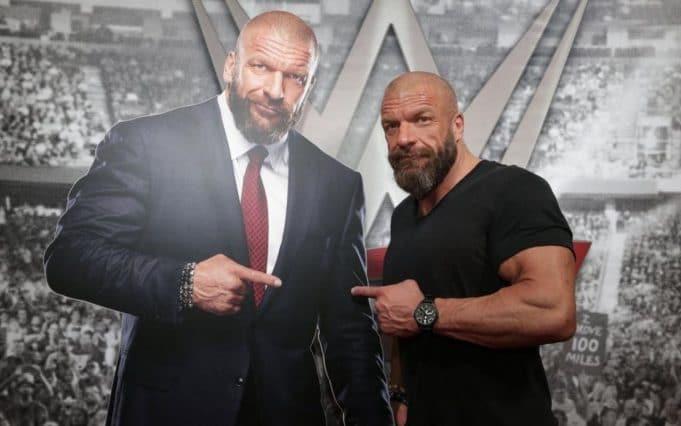 WWE Triple H NXT