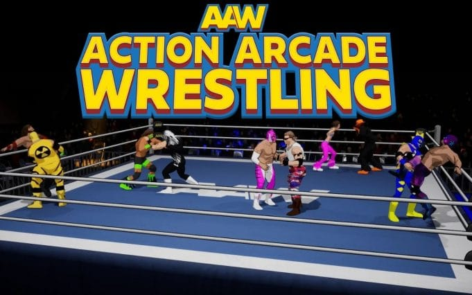 Recensione Action Arcade Wrestling
